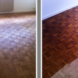 Rénovation cirage parquet