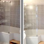Rénovation salle de bain baignoire